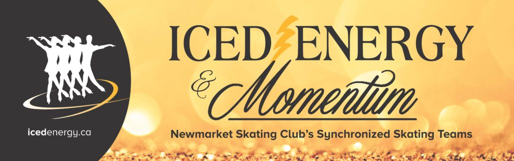 Iced Energy and Momentum Synchronized Skating