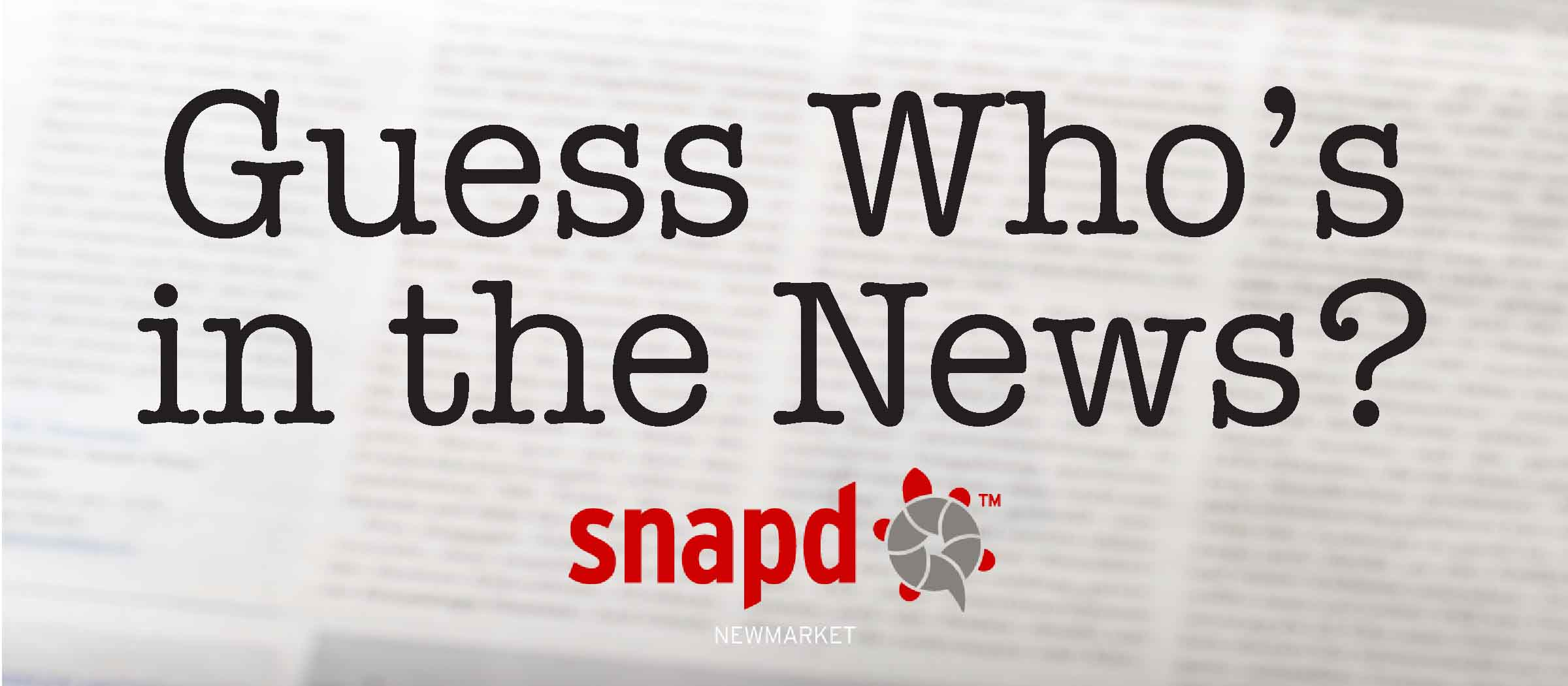 SNAPd News